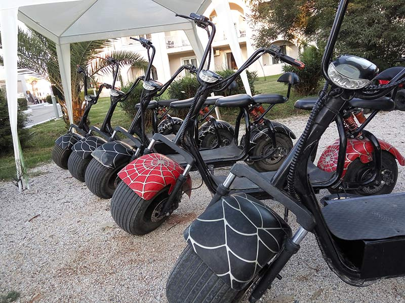 Corfu Electric Scooters