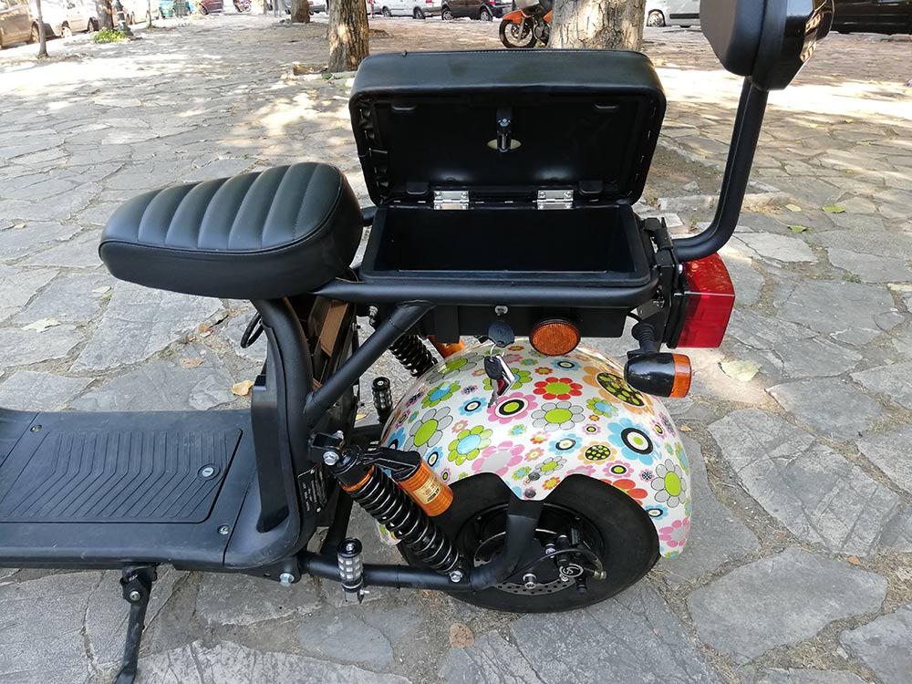 Corfu Electric Scooter Sales